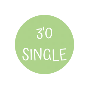 3' Single
