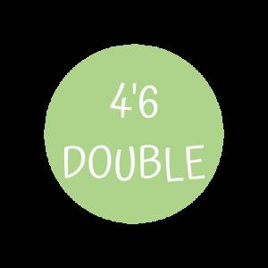 4'6 Double