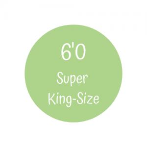 6' Super King
